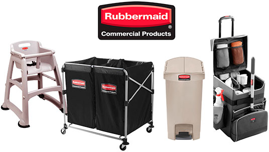 distribuidor oficial rubbermaid